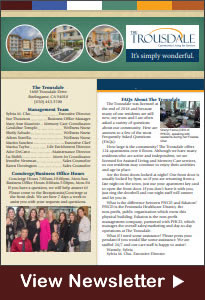 The Trousdale Community Newsletter